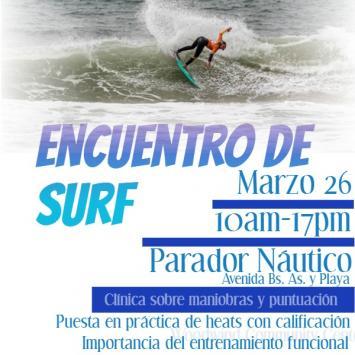 Encuentro de Surf